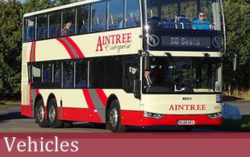 Aintree Coach Line Fleet